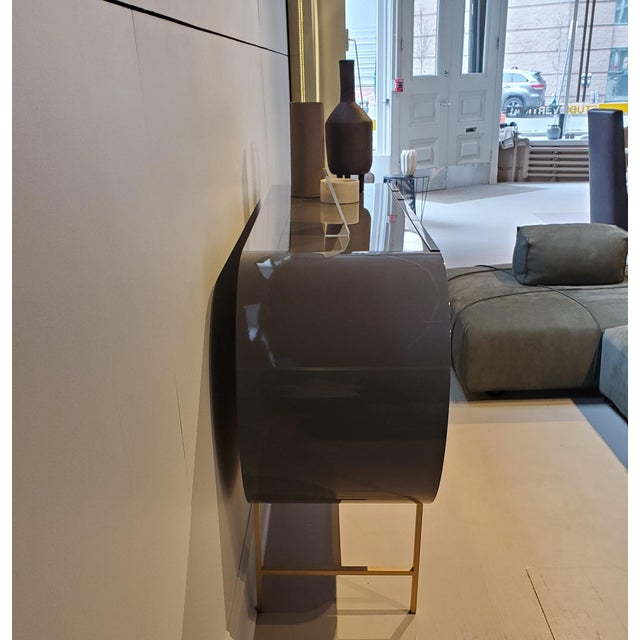 Contemporary Baxter Selene Credenza For Sale In Boston - Image 6 of 8