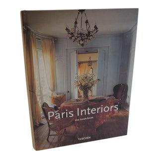 Paris Interiors Book For Sale