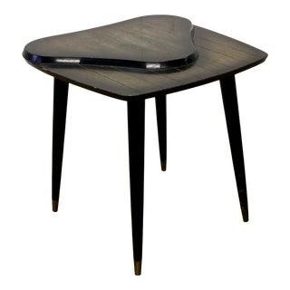 1950s Vintage Gordon's Inc Wooden End Table For Sale