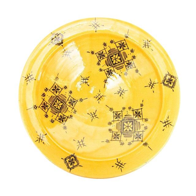 Moroccan Atlas Berber Plate - Image 1 of 3