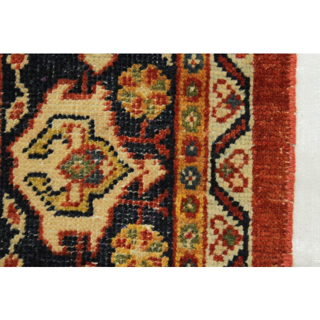 Textile 1920s Vintage Persian Sultanabad Rug - 10′4″ × 16′ For Sale - Image 7 of 10