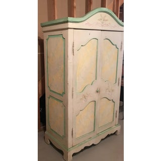 ABC Carpet Shabby Chic Aux Marble Armoire Cabinet Preview