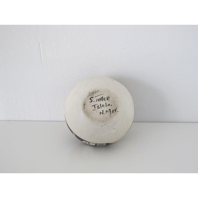 Acoma Native American Bud Vase - Image 5 of 5
