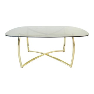 1970s Vintage Italian Coffee Table For Sale