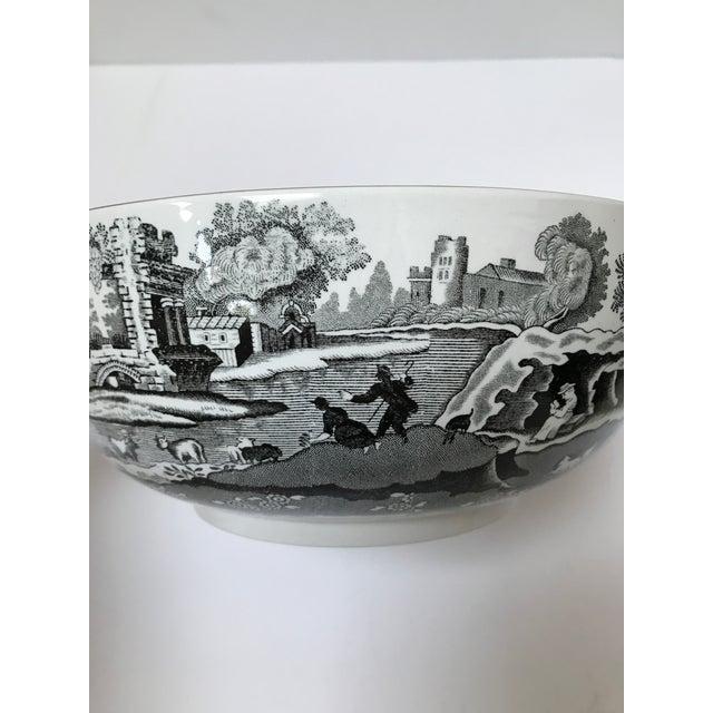 Spode Beautiful Copeland Spode England Italian Bowl For Sale - Image 4 of 7