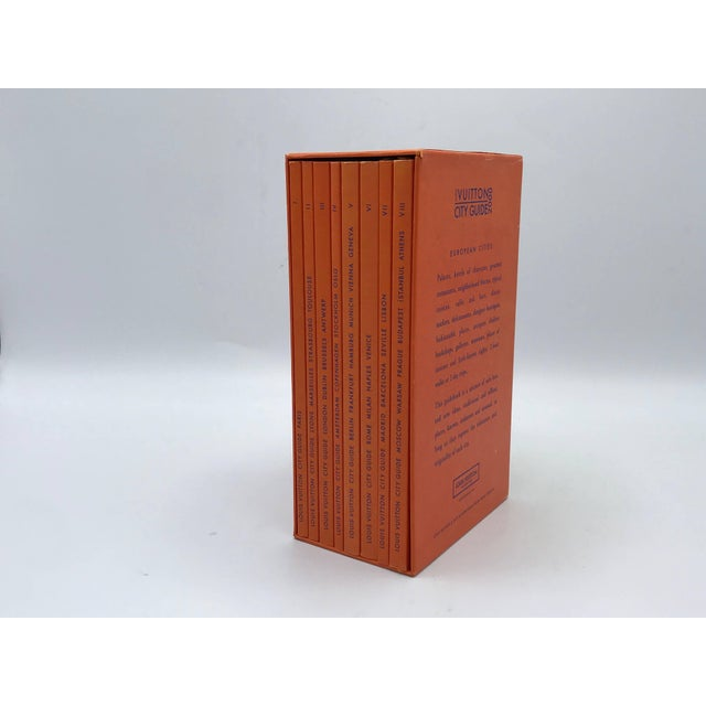 Modern Louis Vuitton European City Guides Box Set, 2000 For Sale - Image 3 of 9