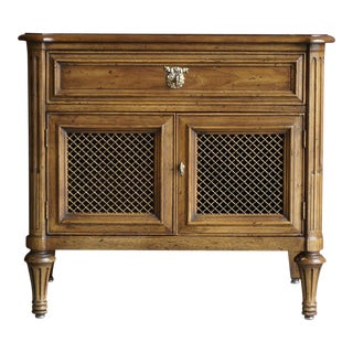 Henredon French Regency Veneer Nightstand