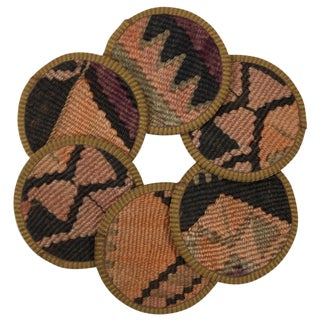 Kilim Coasters Set of 6 | Hazırelbiseciler For Sale