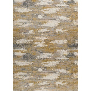 "Ananda - Gilded Area Rug - 7'10"" x 10'10"" For Sale"