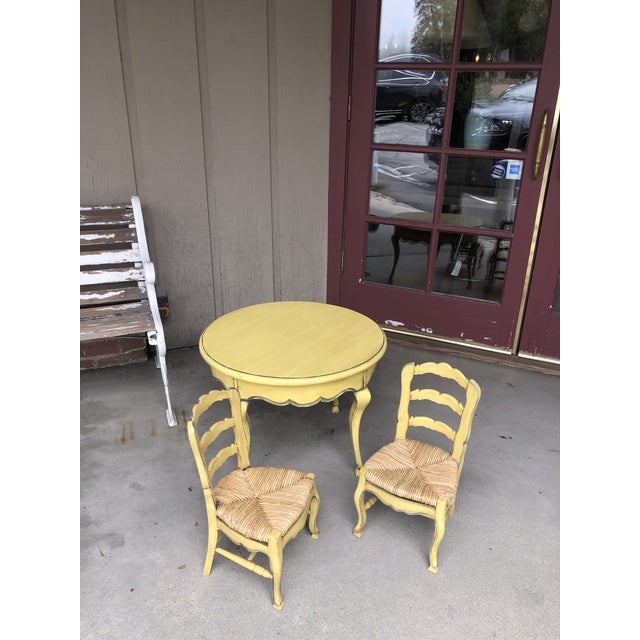 Vintage Child's Dining Set - 3 Pieces For Sale - Image 11 of 13