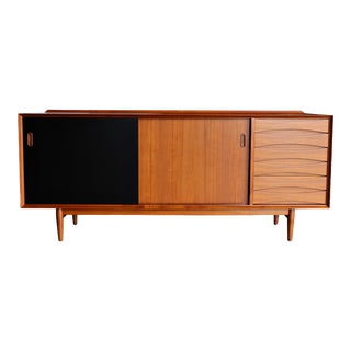 1960 Arne Vodder Credenza for Sibast Mobler For Sale