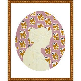 "Medium ""September"" Print by Theresa Drapkin, 26"" X 32"" For Sale"