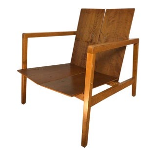 Lewis Butler for Knoll Armchair For Sale