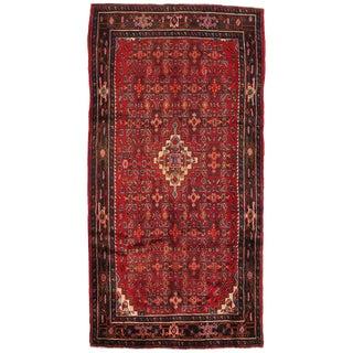 "Vintage Shiraz Wool Area Rug - 5' X 9'11"" For Sale"