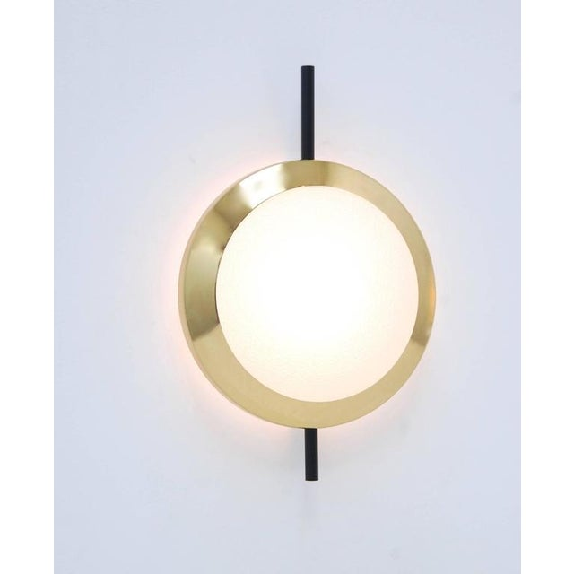 Wall Sconces in the Manner of Stilnovo For Sale In Los Angeles - Image 6 of 8