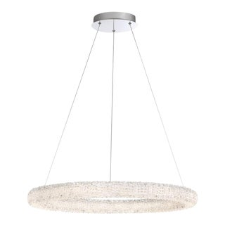 2028 Residential Sassi Round Chandelier For Sale