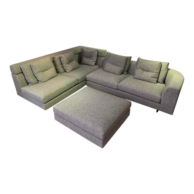 Contemporary Sectional Sofa For Sale