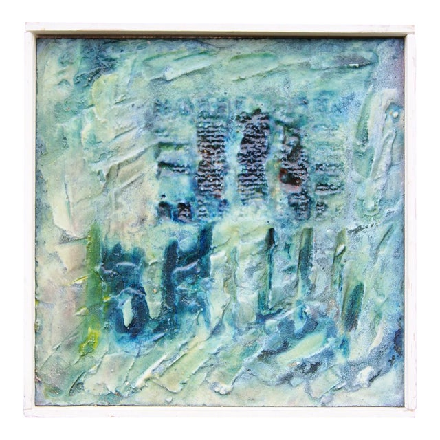Frank Rubin Abstract Composition - Image 1 of 6
