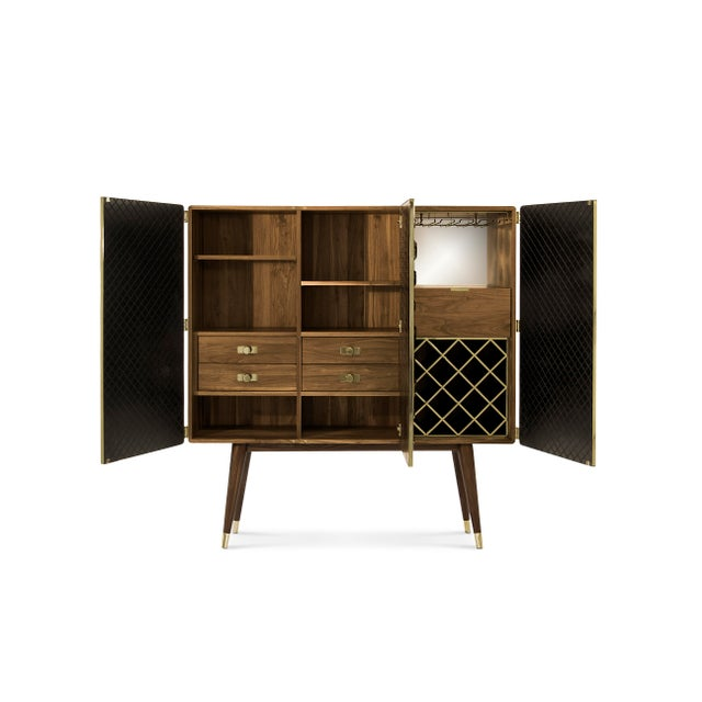 Monocles Cabinet From Covet Paris For Sale - Image 4 of 5