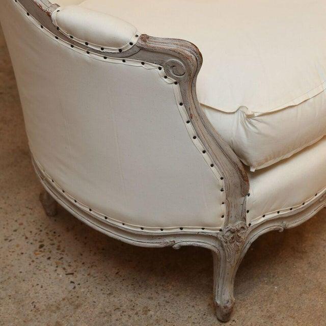 Gustavian (Swedish) 19th Century Swedish Canapé For Sale - Image 3 of 6