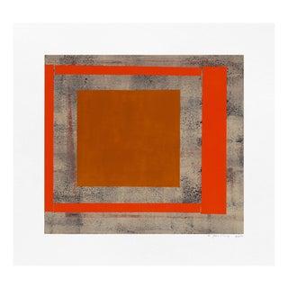 """Elizabeth Gourlay """"Ochre red ash"""", Print For Sale"""