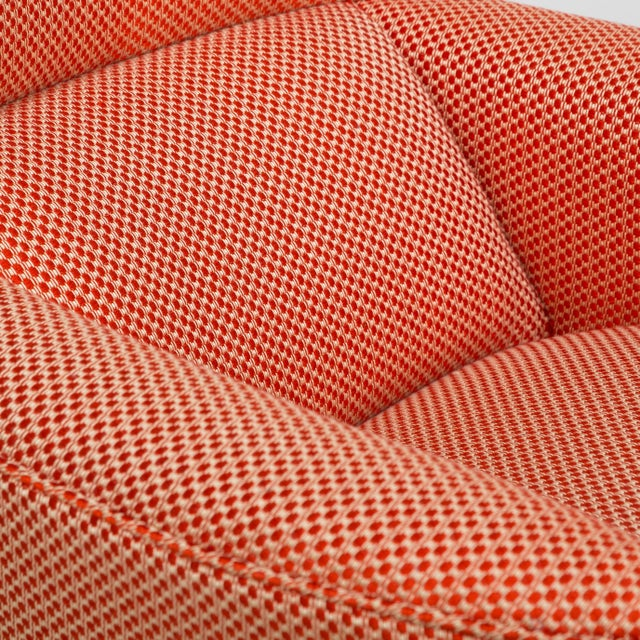 A Danish Leif Hansen attributed Upholstered Armchair 1950s For Sale - Image 6 of 9