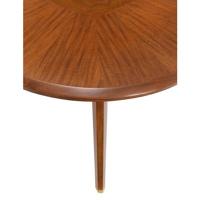 Early 20th Century Vintage Mid-Century Edmond Spence Dining Table For Sale - Image 5 of 9