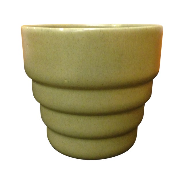 Vintage Haeger Tiered Modernist Planter - Image 1 of 6