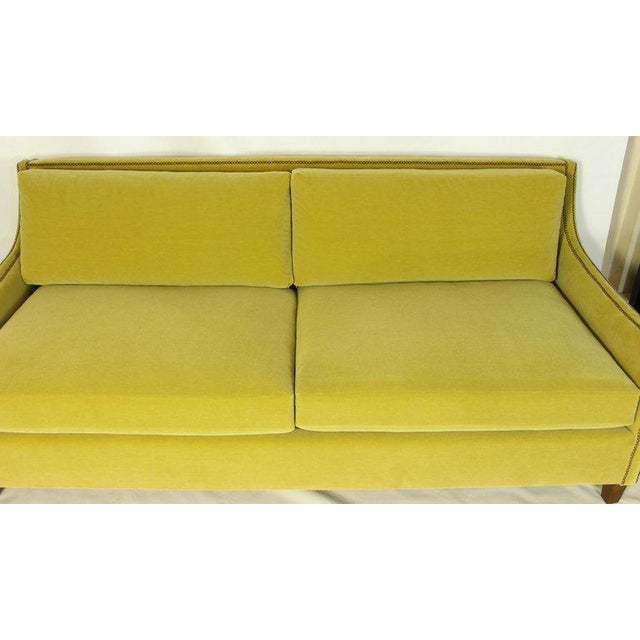 Custom Made Deep Seated Sofa For Sale In Richmond - Image 6 of 11