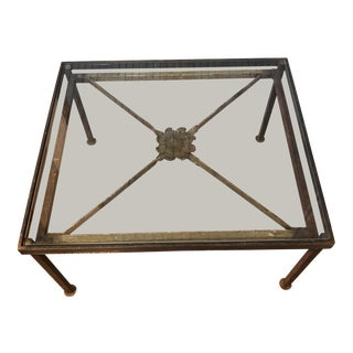 Coffee Table From Old Gate