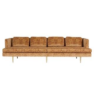 """Edward Wormley """"Big Bertha"""" Sofa for Dunbar For Sale"""