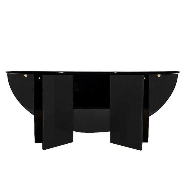 1978 'Antella' Table or Console by Kazuhide Takahama, Simon International - Italy For Sale - Image 9 of 9
