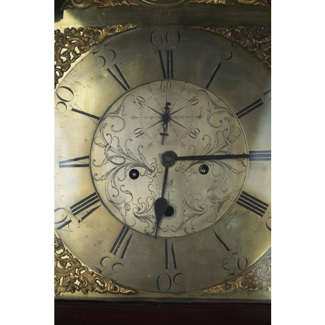 Late 18th Century Mid-18th Century Scottish Case Clock by Robert Knox For Sale - Image 5 of 7