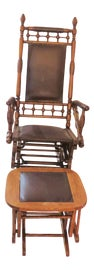 Image of Shabby Chic Rocking Chairs