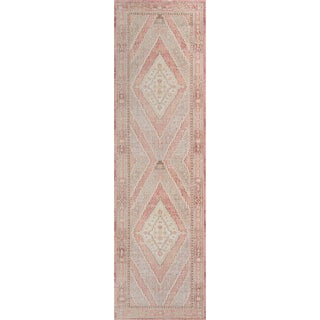 "Momeni Isabella Ranbir Pink 2'7"" X 8' Runner For Sale"