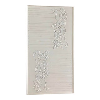 White Art Panel For Sale