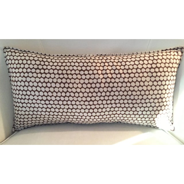 'Hable Construction' Lumbar Pillow - Image 7 of 7