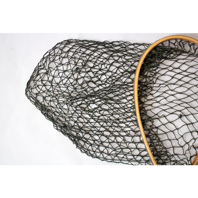 Vintage 1950s Fishing Net For Sale - Image 4 of 7