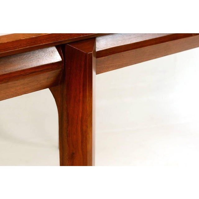 Maurice Bailey Monteverdi & Young Dining Table For Sale - Image 4 of 10