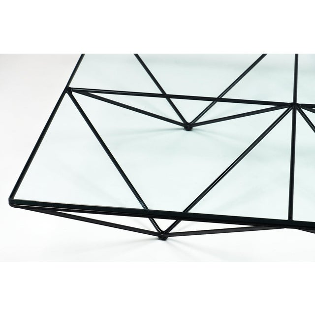 Modern 1980s Italian Paolo Piva Coffee Table For Sale - Image 3 of 10