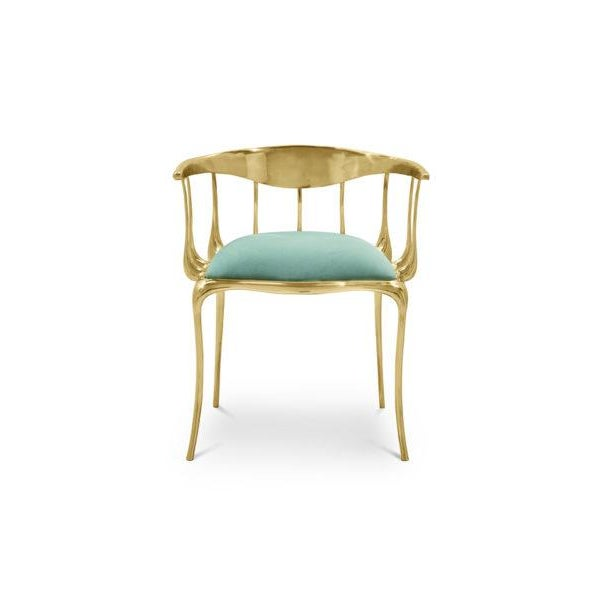 Nº11 Dining Chair From Covet Paris For Sale - Image 6 of 6