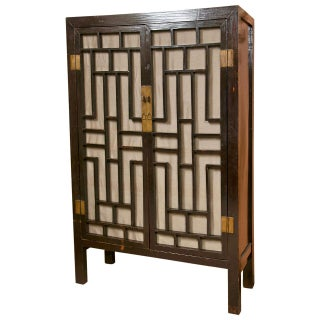19th-Century Oriental Cabinet