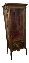 Image of Louis XV China and Display Cabinets
