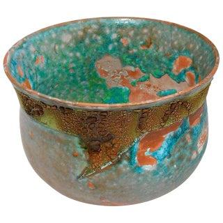 Hermosita Ceramic Vessel by Andrew Wilder, 2018 For Sale