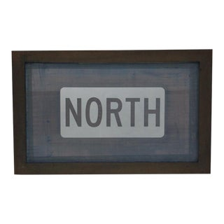 State of Virginia Road Sign Printing Screens - Set of 4 For Sale