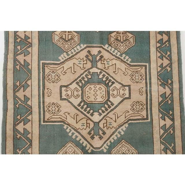 Vintage Erdemir Turkish Wool Rug - 5′9″ × 8′ For Sale - Image 4 of 9