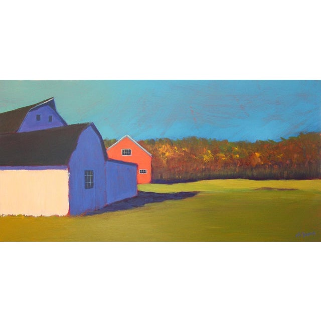 Carol C Young, Golden Light, 2017 For Sale