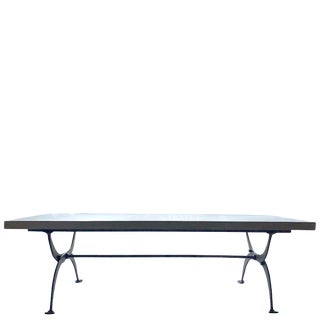 20th Century Industrial Coffee Table From Belgium For Sale