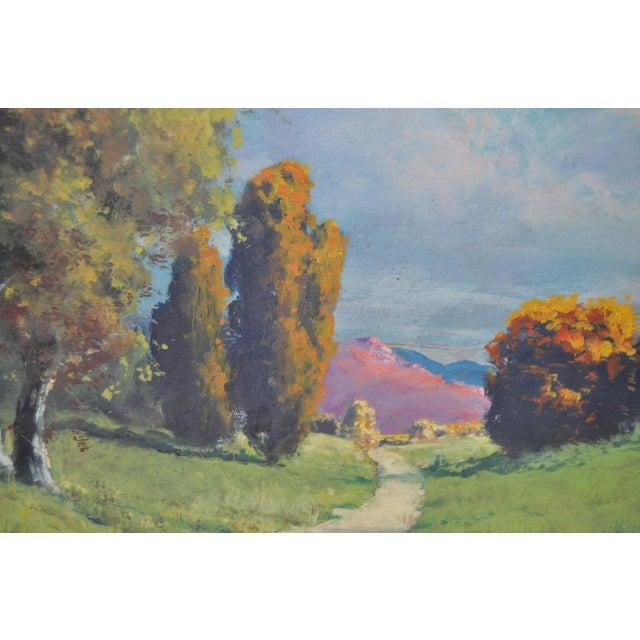Vintage California Landscape - Image 3 of 5