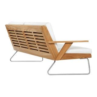 Summit Furniture Boomerang Sofa For Sale